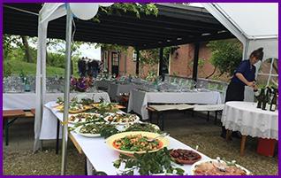 Catering Thuis & Zakelijk